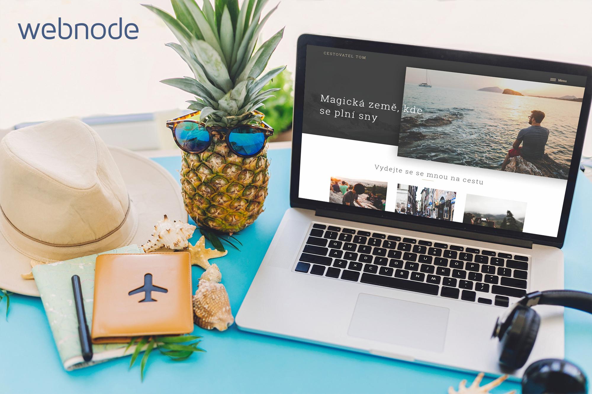 cestovatelský blog