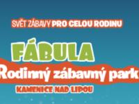 Zábavní rodinný park Fábula