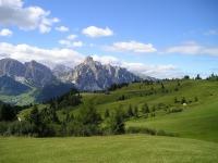 Dolomity, zdroj: pixabay.com