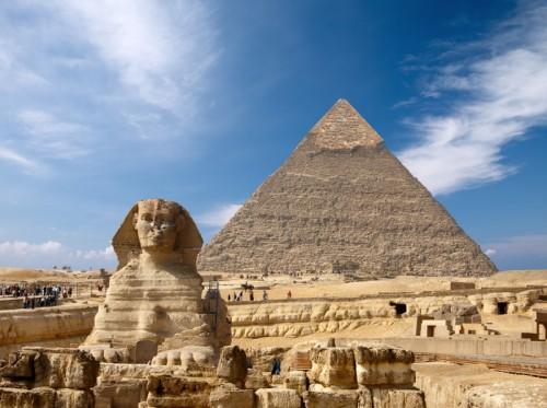 Ideální čas pro návštěvu památek v Egyptě, zdroj: shutterstock.com