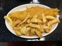 Fish & chips - tradiční anglické jídlo, zdroj: redakce