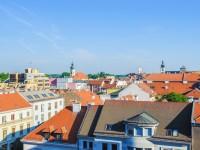 Centrum města Gyor, zdroj: slevoking.cz