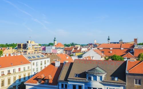Centrum města Györ, zdroj: slevoking.cz