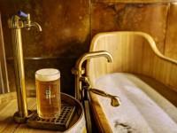 Pivní koupele, zdroj: esennce.cz