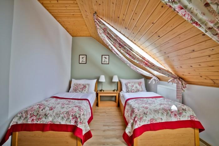 Ubytování v okolí Karlštejna